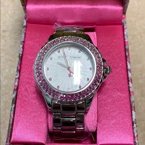 Betsey Johnson watch, never been out of the box